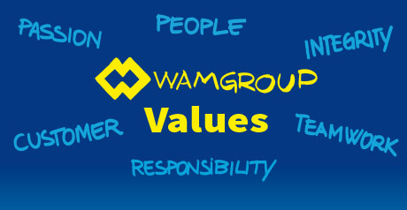 "WAMGROUP ""Values"" Video"
